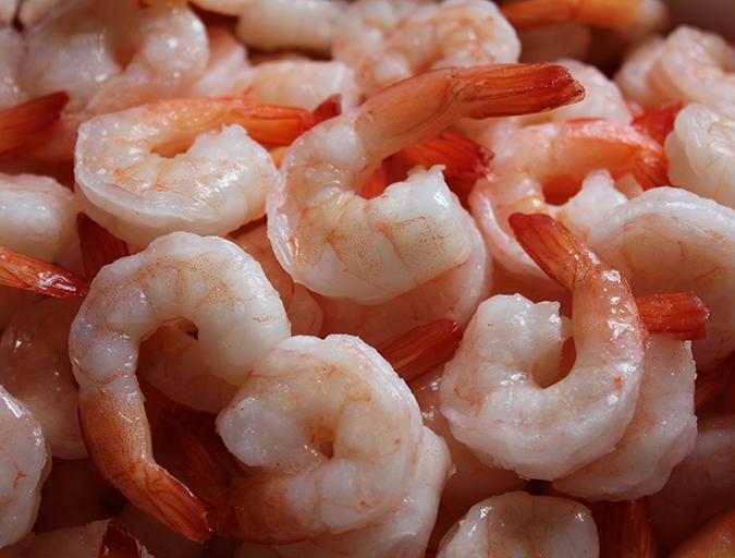 В креветках и других ″морепродуктах″ слишком много антибиотиков. Исследование