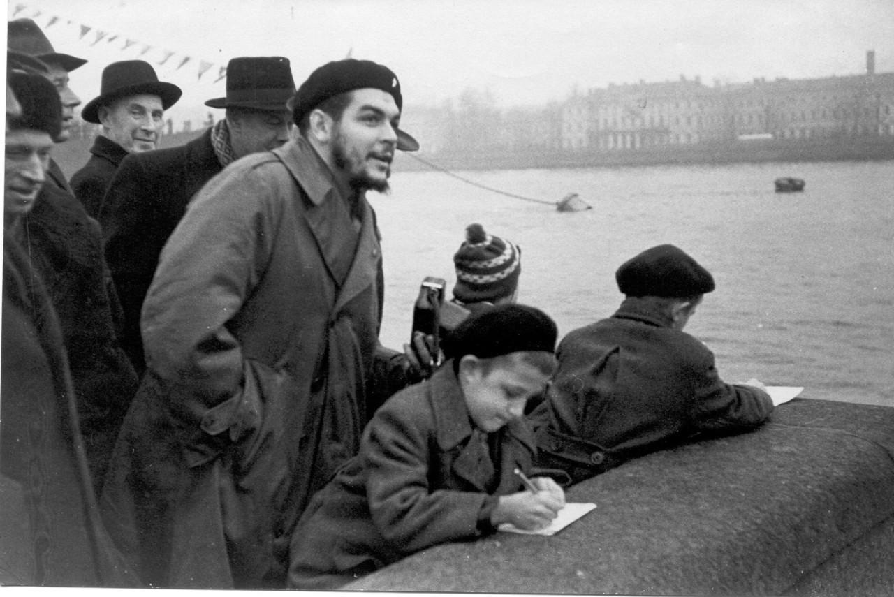 Че Гевара о Сталине