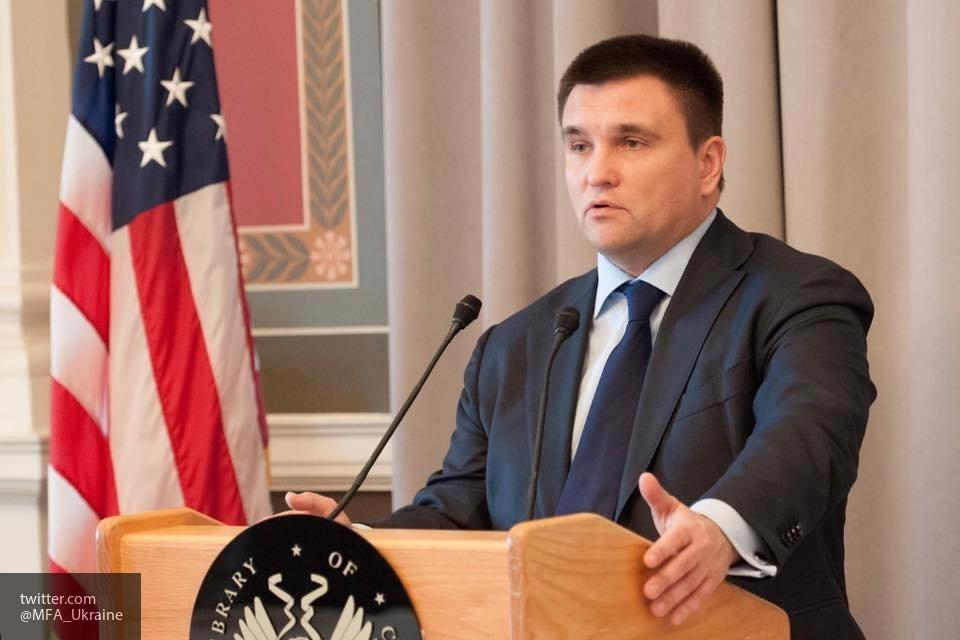 Глава МИД Украины поплакался британцам о России