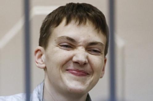 Герой Украины Надежда Савченко всегда поможет своим боевым побратимам захватить Банковую и Грушевского