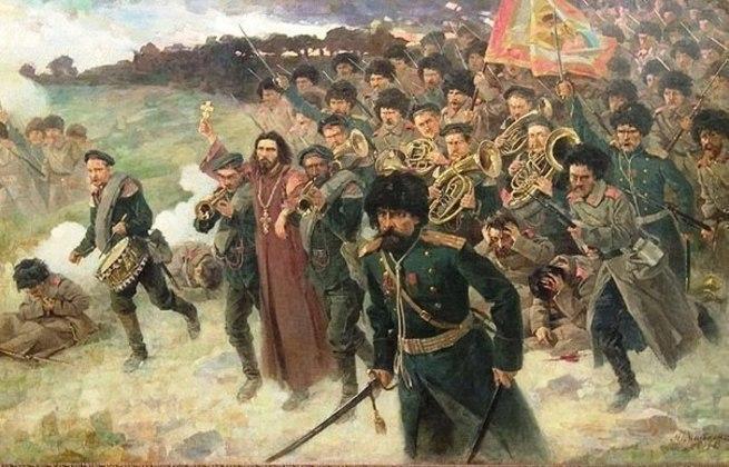 Украина, бойся... Украина, надейся ... русские придут // Виолетта Крымская