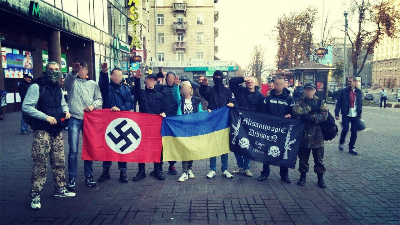 После 20 января начнется тотальная зачистка фашистов на Украине