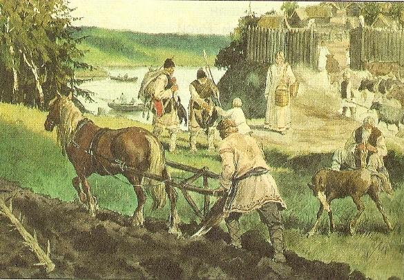 """""""Древние славяне – народ из голодного леса"""" - кто же персонально так корёжит историю древней Руси?"""