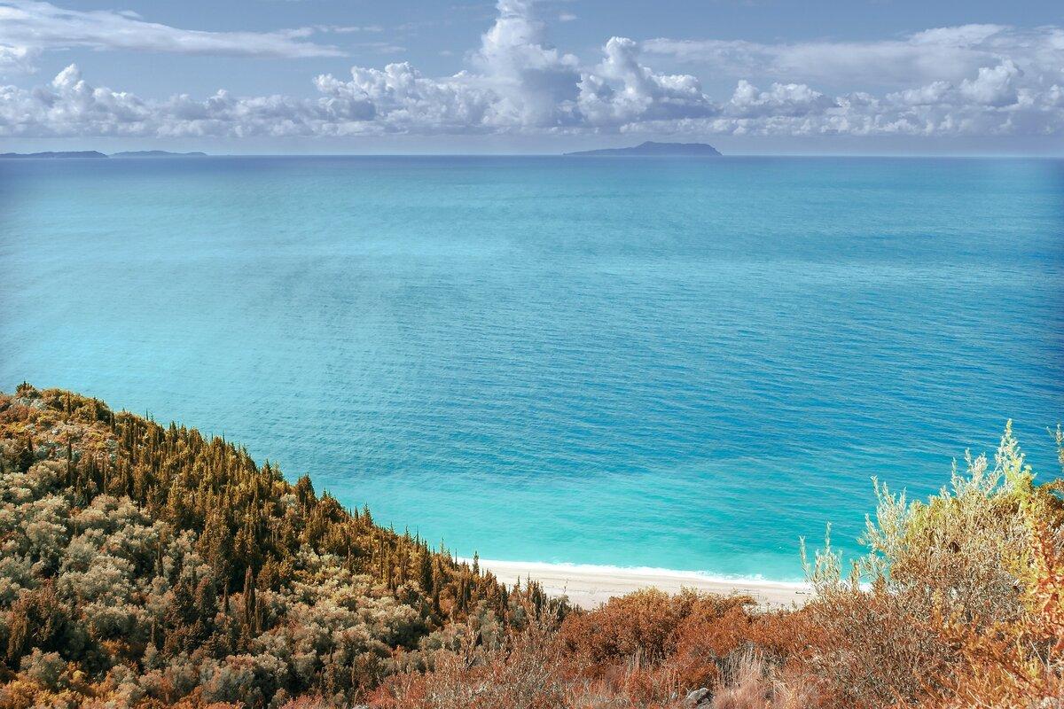Море не хуже чем у других.