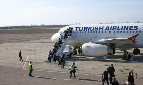 Территория зла. Херсонский аэропорт принимает террористов ИГИЛ