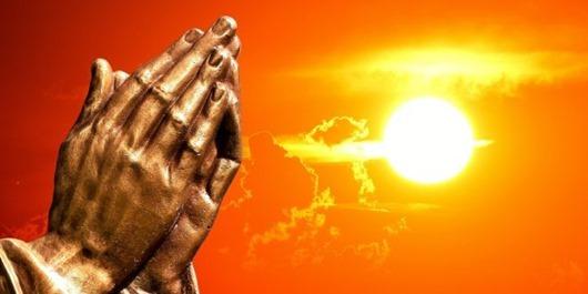 Тайная молитва