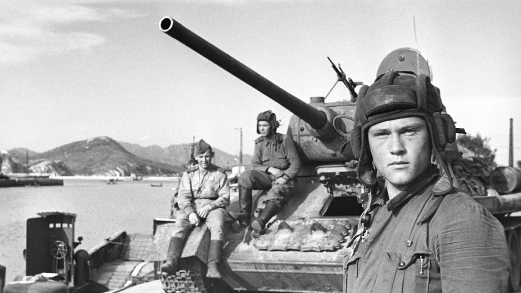 1941 - 1945: от героического ополчения к неодолимой армии Империи