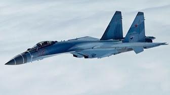 """Су-35 потряс """"Ле Бурже"""": это не самолет, это просто НЛО! (видео полёта)"""