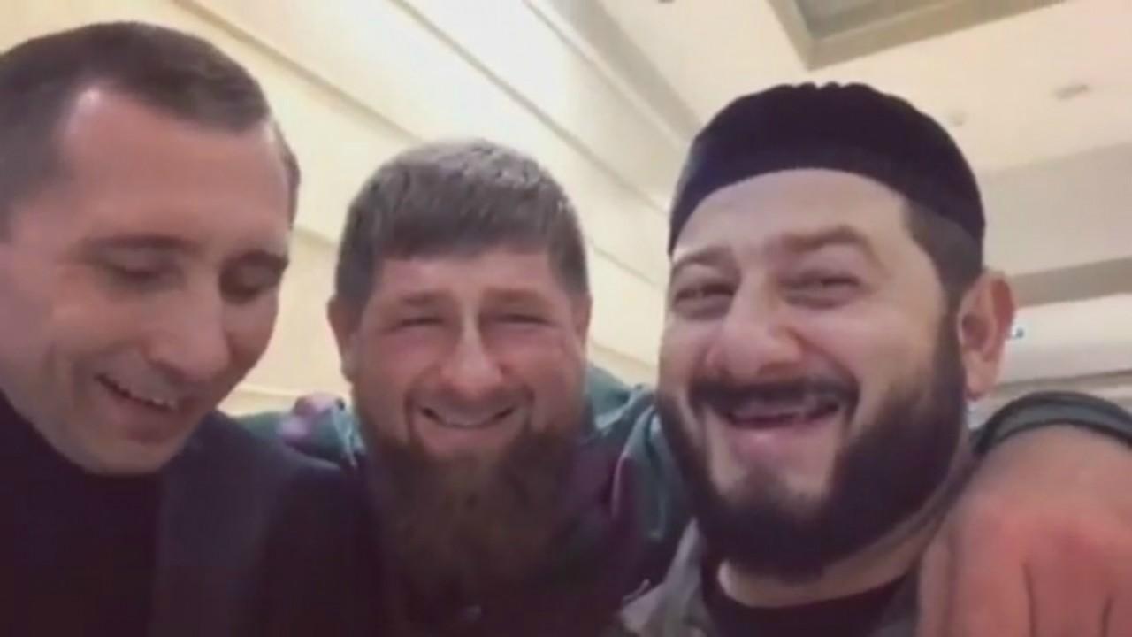 Шуточный ответ Нато от Кадырова, Галустяна и Грачева!