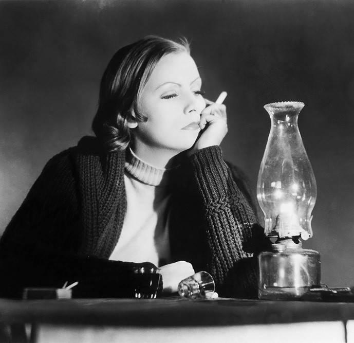 «Грета Гарбо. Анна Кристи», 1930