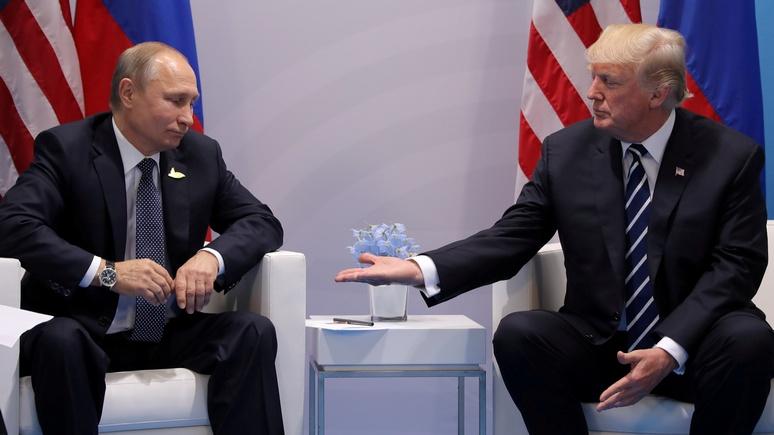 Первый год Владимира Путина в Белом доме