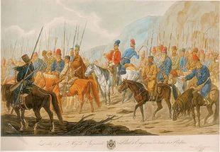 Яицкие казаки: мастера лихих дел и ратных подвигов на благо Отечества