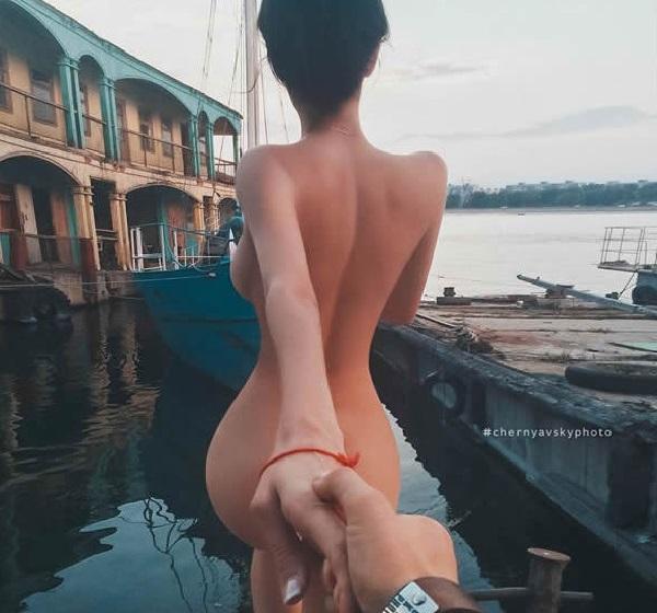 Жарко, открывайте окна! Российский фотограф вывел известную серию фото на новый уровень