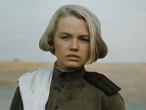 Советские актрисы: Елена Попова