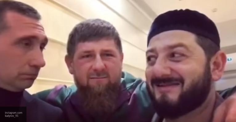Юмористический видеоролик «Путина», Кадырова и Галустяна взорвал интернет