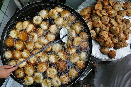 Жирная еда способствует преждевременной смерти