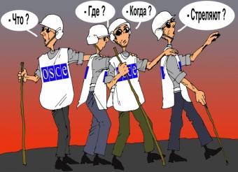 Глава ЛНР обвинил ОБСЕ в пособничестве обстрелам мирных жителей Донбасса