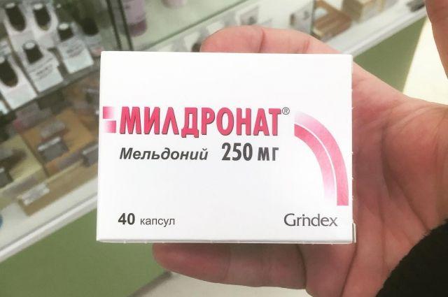 ФМБА обсудит с WADA исключение мельдония из списка запрещенных препаратов