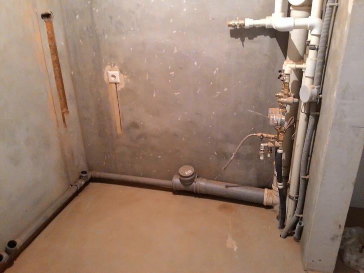 Завершили ремонт ванной комнаты... и вот что из этого получилось
