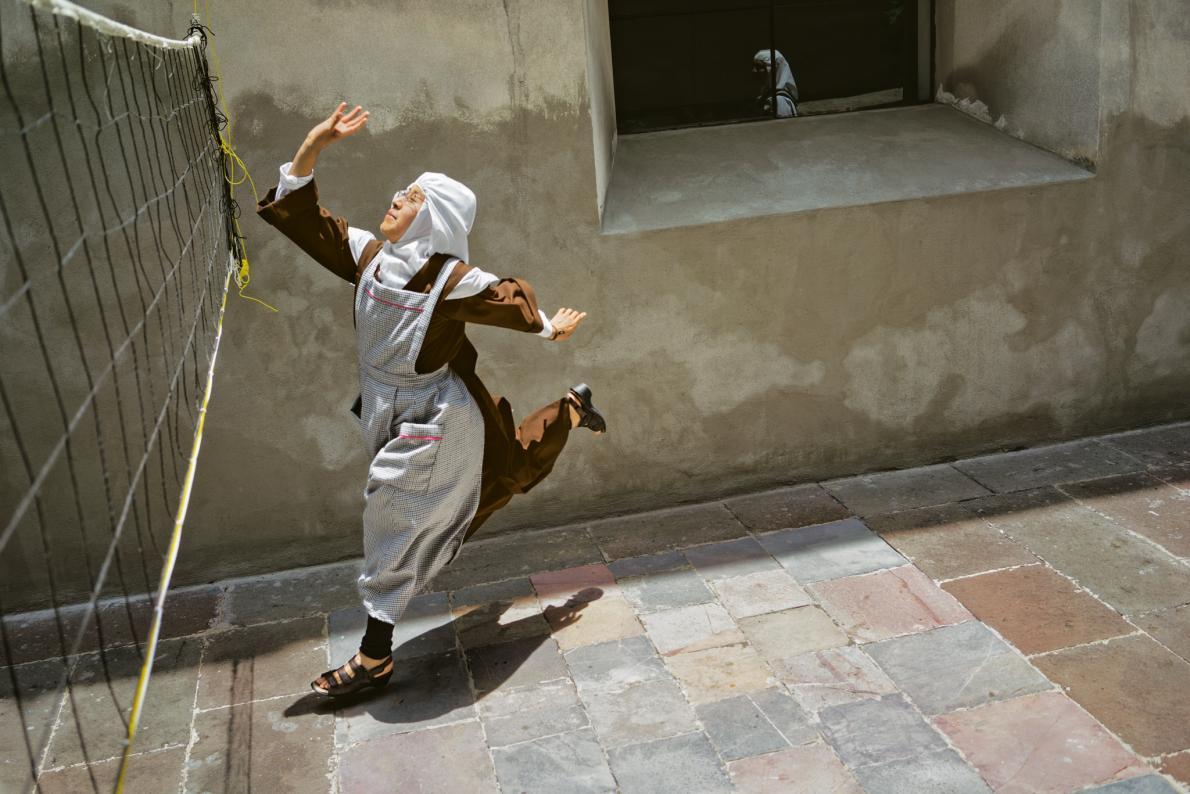 Тайная жизнь мексиканских монахинь