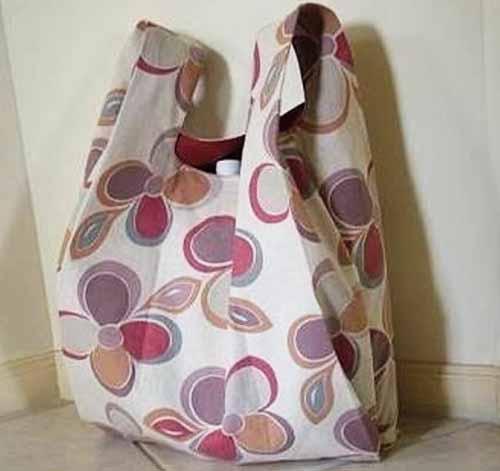 Как сшить сумку-пакет