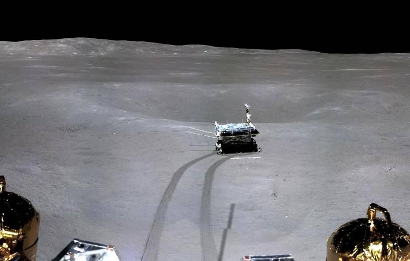 На Луне взошли ростки хлопка: «Чанъэ-4» прислал первые снимки