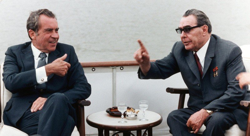 Анекдоты про СССР от Рональда Рейгана