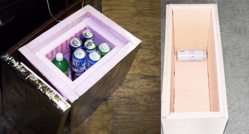 Изготовление холодильника в домашних условиях 116