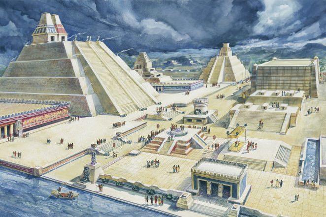 Учёные раскрыли загадку таинственной гибели ацтеков