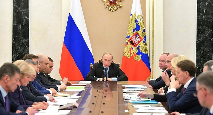 Я вас призываю: Путин расска…
