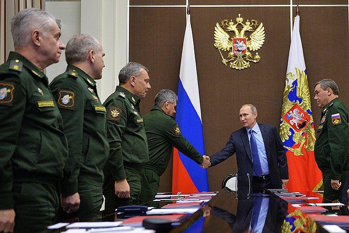 Россия разрабатывает оружие на новых принципах