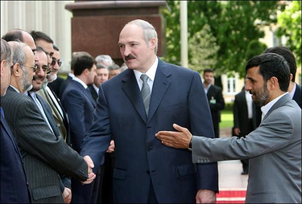 Белоруссия почти получила первую нефть из Ирана
