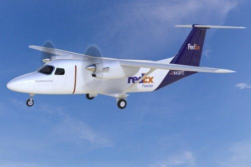 Cessna представляет новый самолет SkyCourier