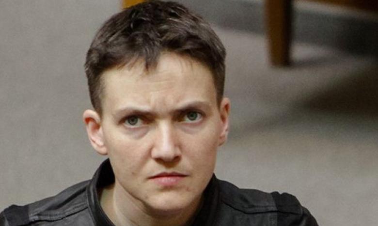 Надежда Савченко: Это сейчас я замухрышка, а раньше была красавицей