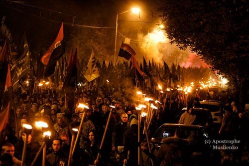 Итоги недели. Киевский режим в национал-горячке
