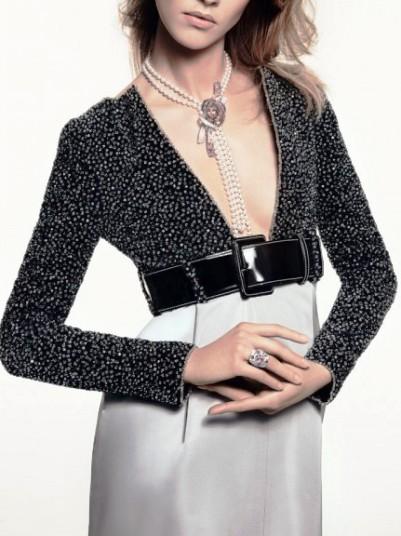 Chanel Haute Couture весна-лето 2017 — яркая женственность и роскошь