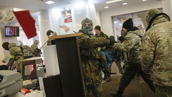 Первый сюрприз украинским коллегам преподнёс Юникредит банк.