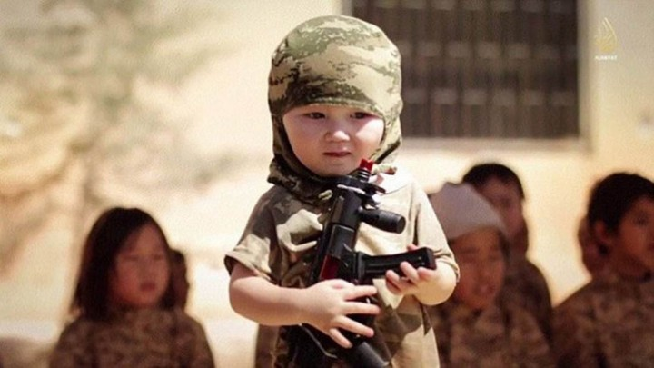 Дети ИГИЛ: главное – эффективность, искалеченная жизнь не в счет!
