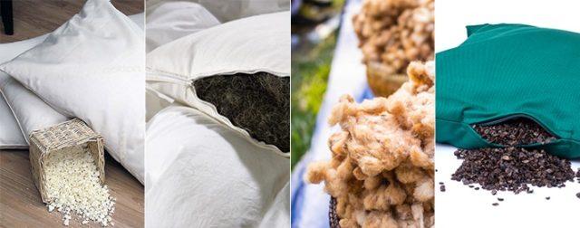 Как правильно стирать подушки с разными наполнителями в домашних условиях