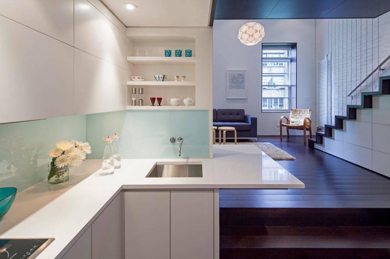 Кухня в общем помещении