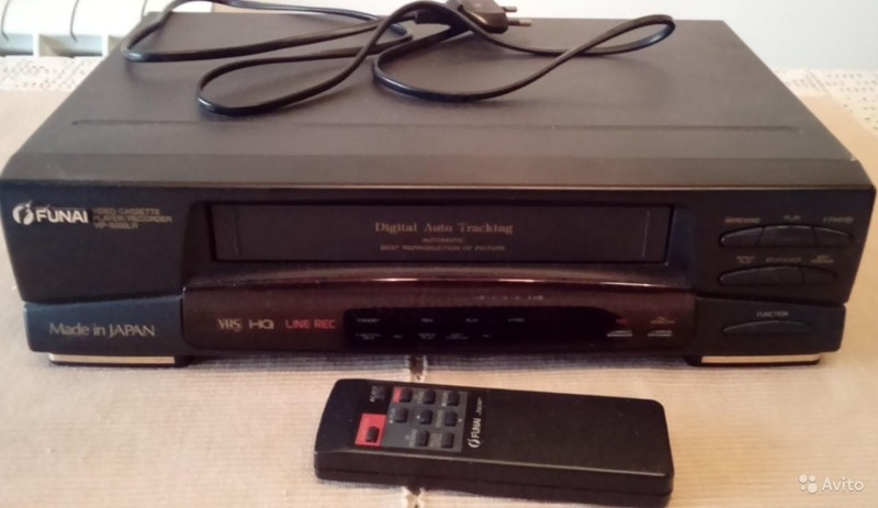 Последний выдох «господина VHS»