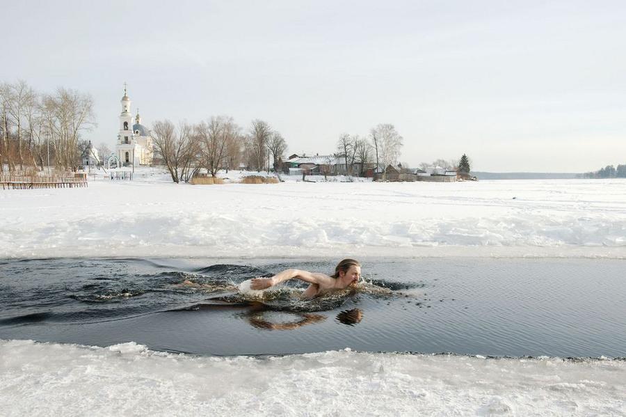 Красота русской зимы в фотографиях Елены Чернышовой
