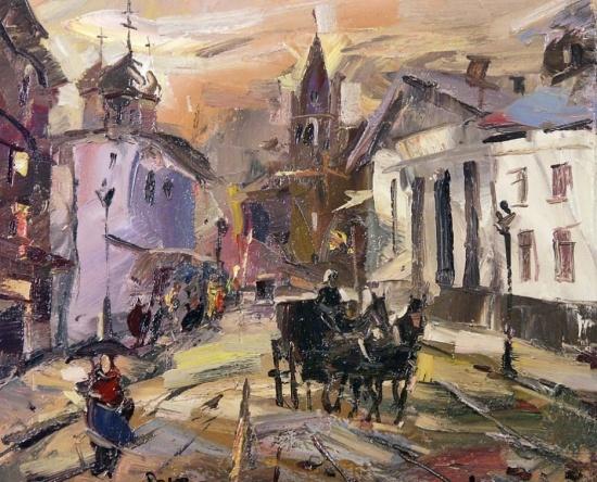 художник Иван Агеев картины – 34