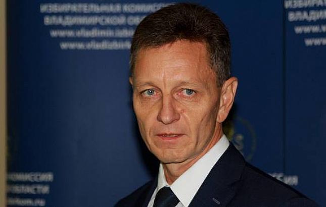 Владимирский губернатор отли…