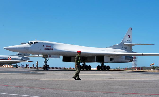 Кремль дал Пентагону слово не раздражать Трампа «Белыми лебедями»