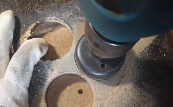 Изготовление столярного циркуля
