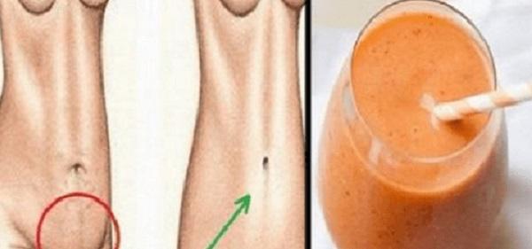 Потребляйте этот эликсир из 3-х ингредиентов и ваш живот снова станет плоским