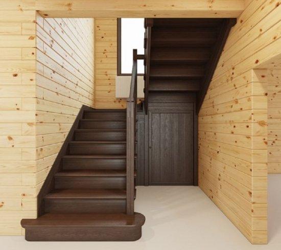 Забежная лестница своими руками пошаговая инструкция