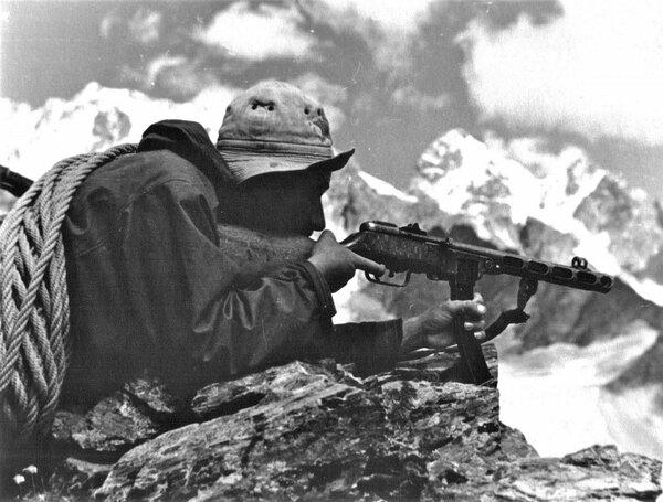 Как дивизии войск НКВД защитили Кавказ в 1942-м