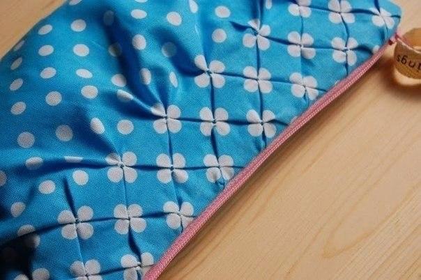 Новый взгляд на буфы из ткани — милейший результат